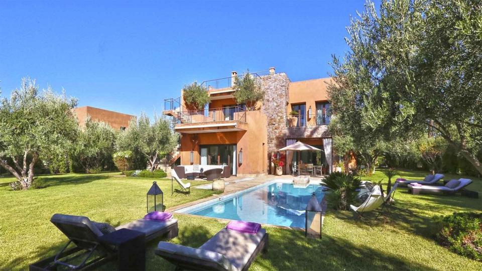 Villa Villa Charma, Rental in Marrakech