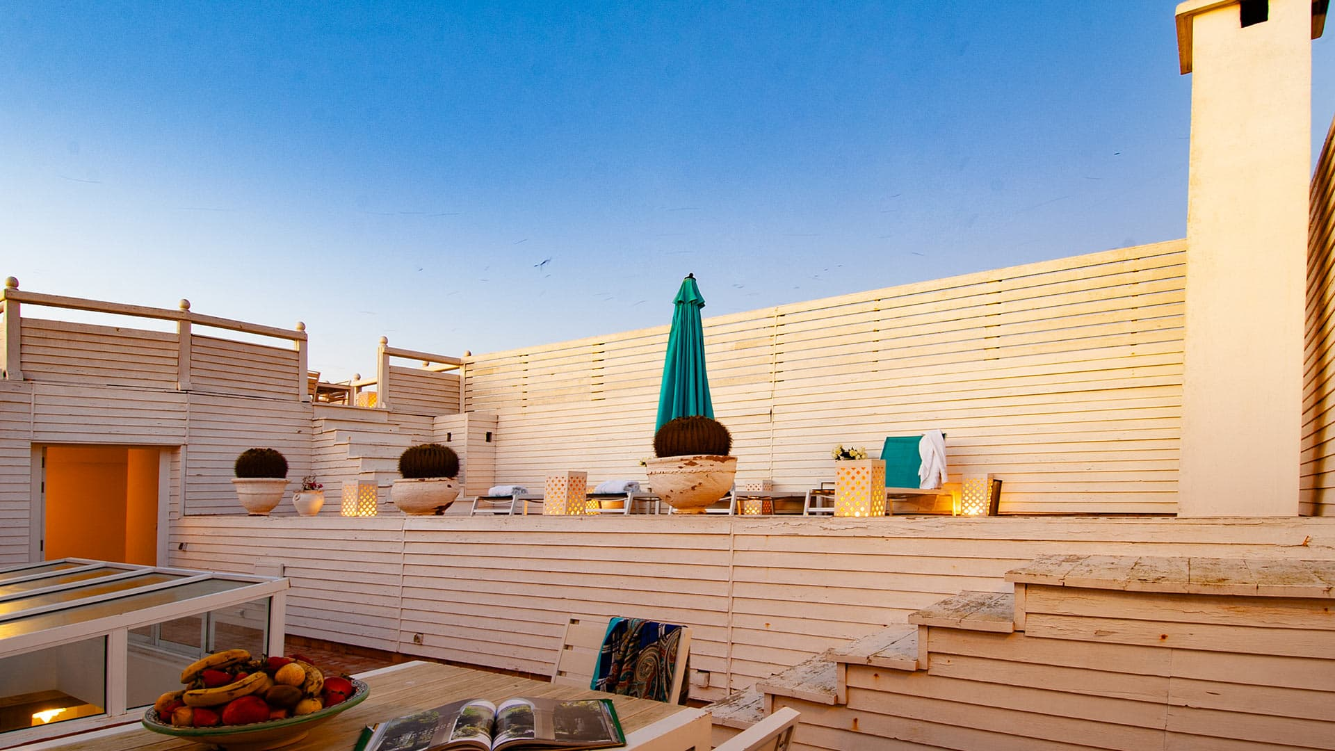 Villa Riad Caletino, Rental in Essaouira