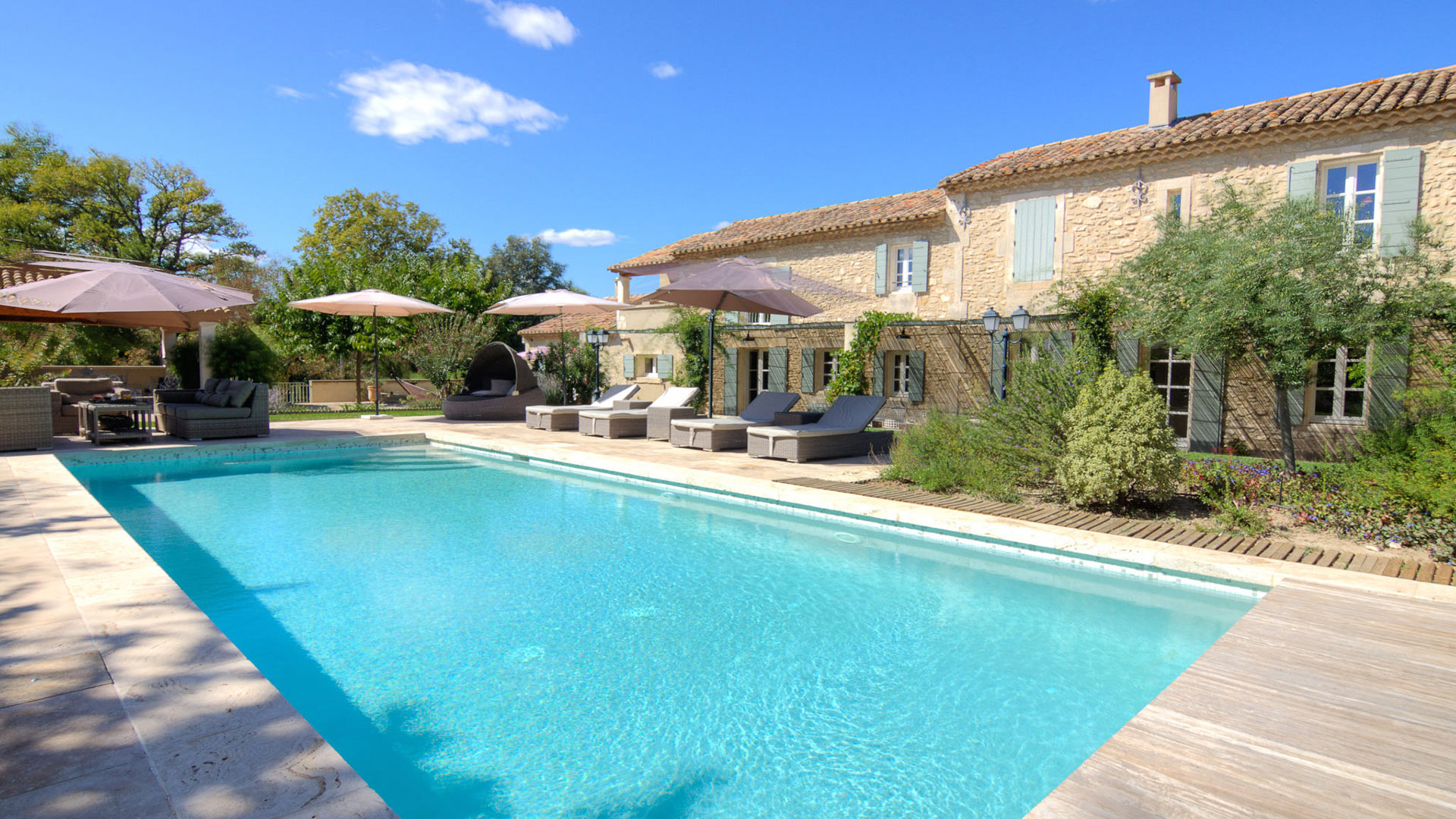 Villa Villa Lebague, Location à Provence