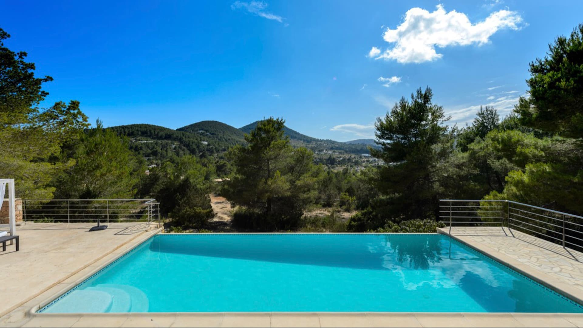 Villa Villa Cotillo, Location à Ibiza