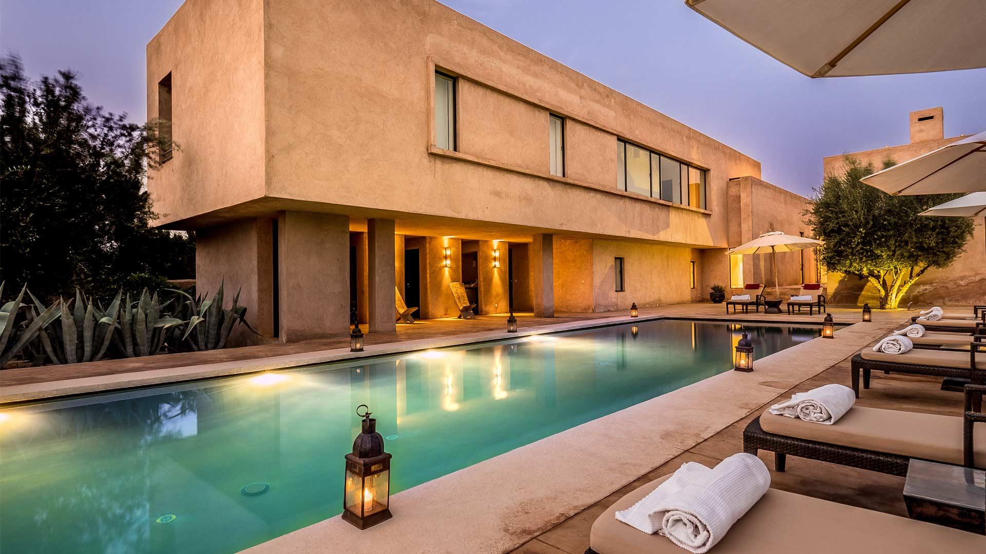 Villa Villa Noor Palmeraie, Location à Marrakech