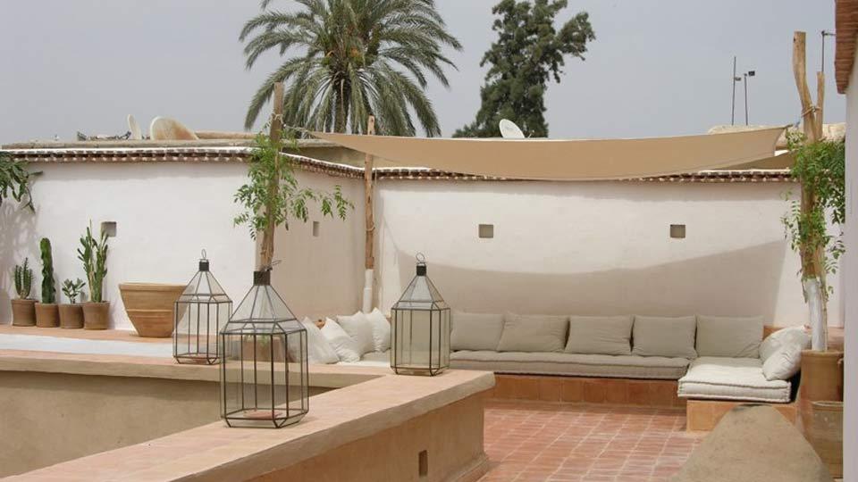 Villa Dar Zahia, Location à Taroudant