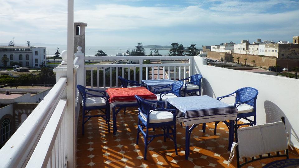 Villa Riad Chems Bleu, Rental in Essaouira