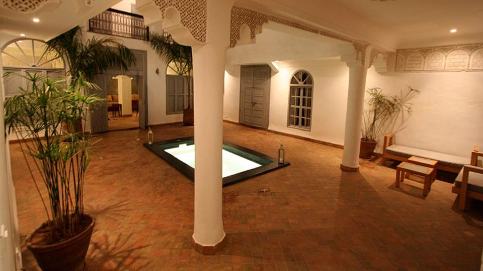 Villa Riad Mazagao, Rental in Marrakech