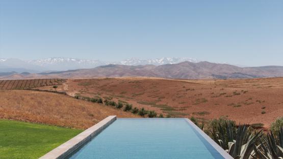 Villa Villa K, Ferienvilla mieten Marrakesch